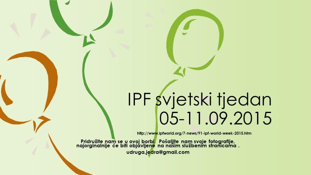 IPF svjetski tjedan